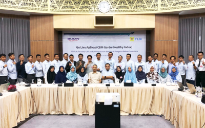 Implementasi CBM Gardu (Healthy Index) di PLN UIP3BS